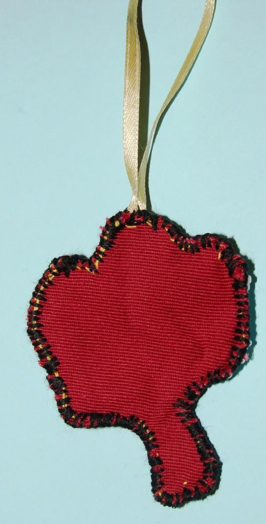 сувенир из бисера