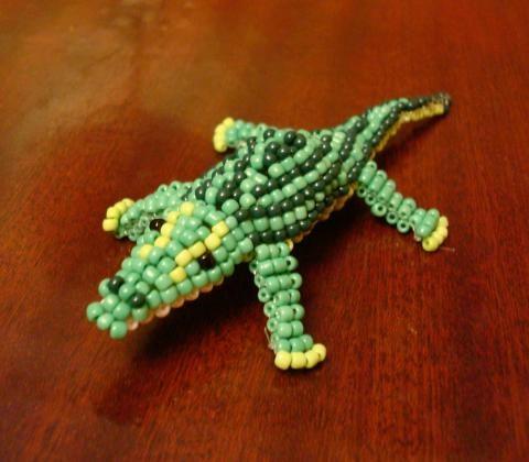 плетение из бисера для детей