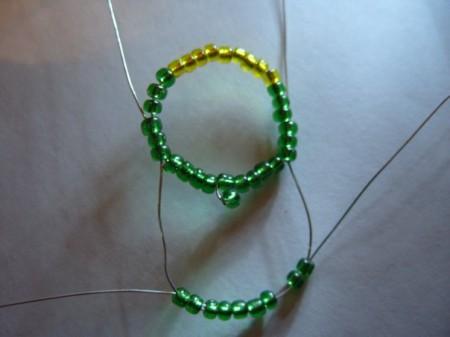 объемное плетение из бисера