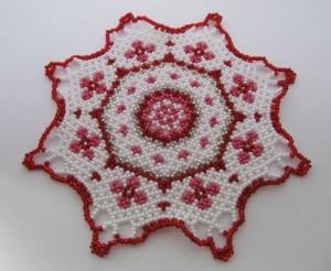плетение салфетки bp ,bcthf