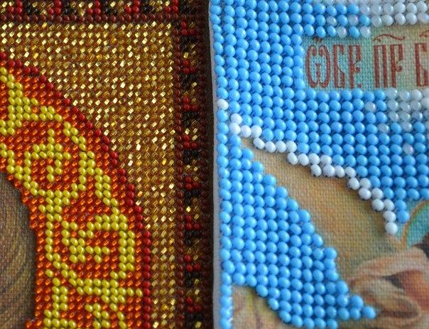 плетение ювелирным бисером